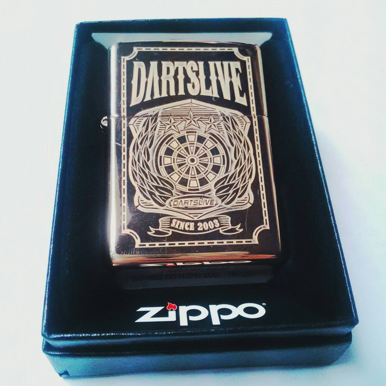 DartslivexZippo-lighter
