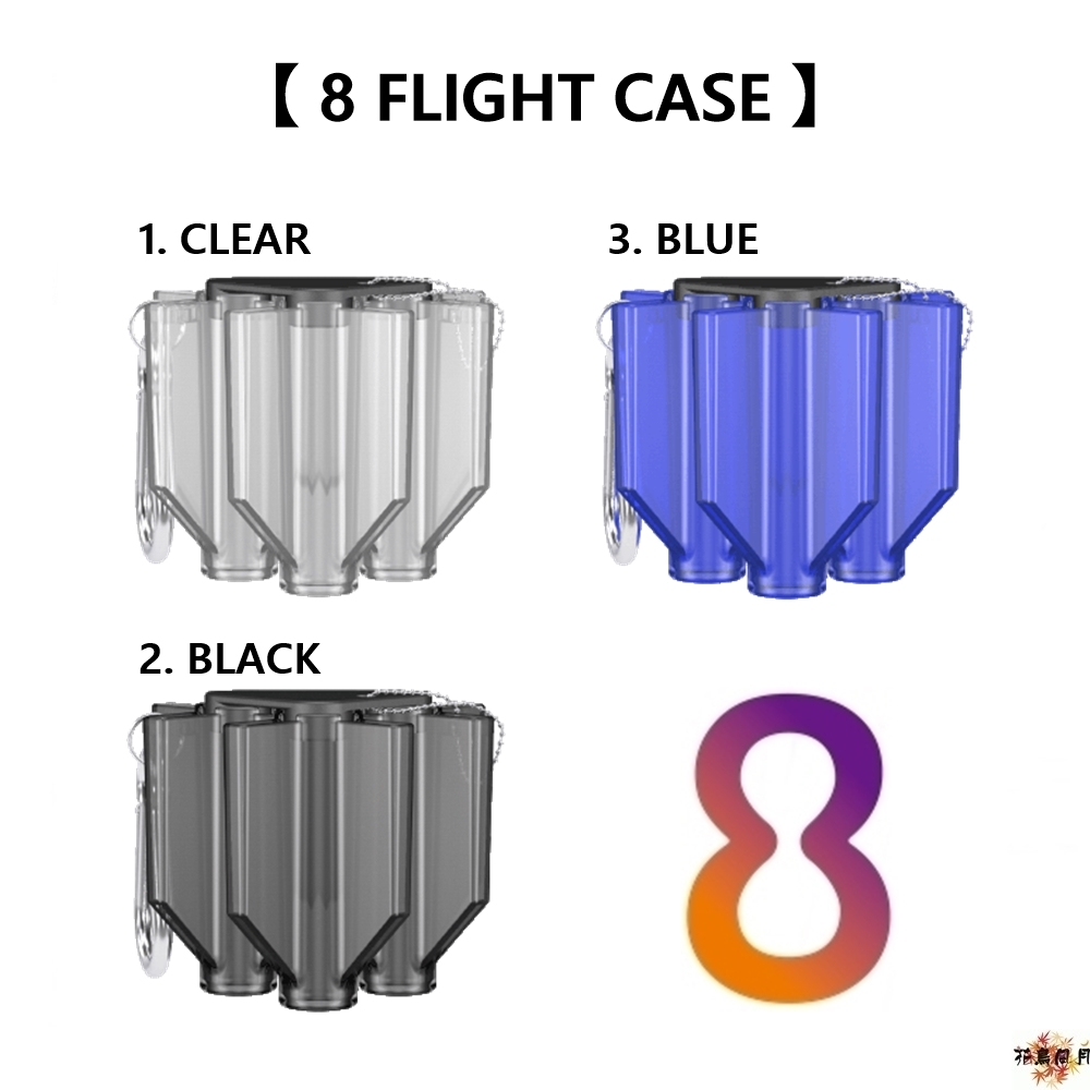 8-FIGHT-Flight-Case