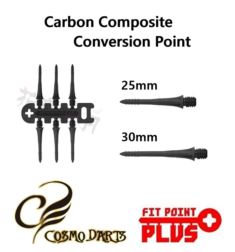 Cosmo-FitPointPLUS-2BA-Carbon-Composite-Conversion