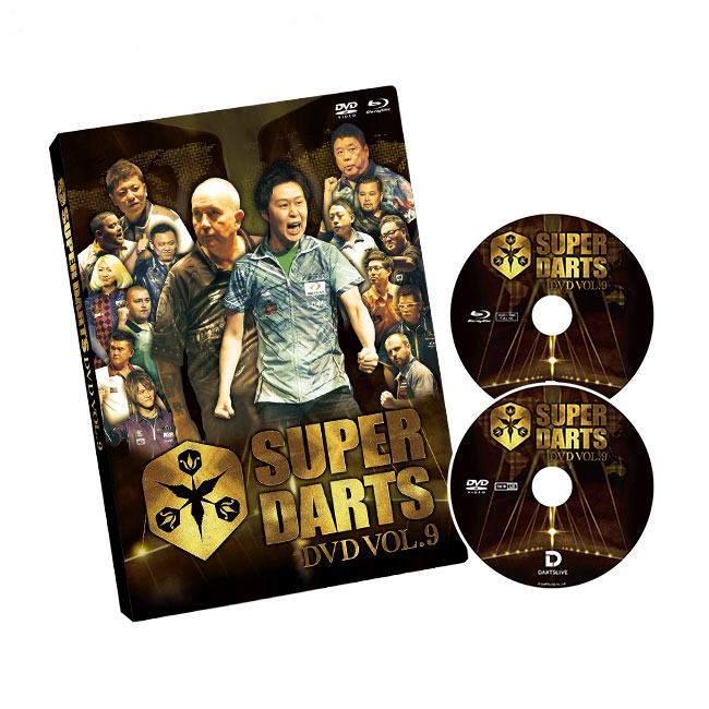 DARTSLIVE-SUPER-DARTS-DVD-VOL.9