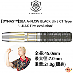 DYNASTY-2BA-A-FLOW-BLACK-LINE-CT-Type-JUJAK-First-evolution
