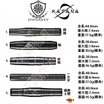 DYNASTY-KATANA-BK-SERIES