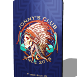 Dartslive-Card-JONNY'S-CLUB-CARD
