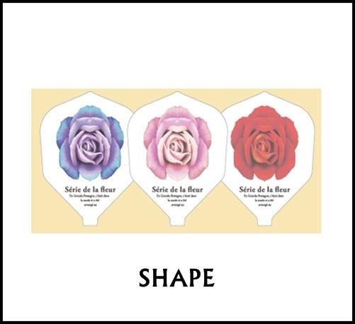 Dcraft-FitFlight-Rose-Shape