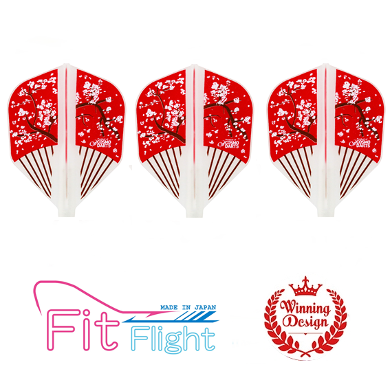 Fit-FitFlight-Japanese Paper Fan