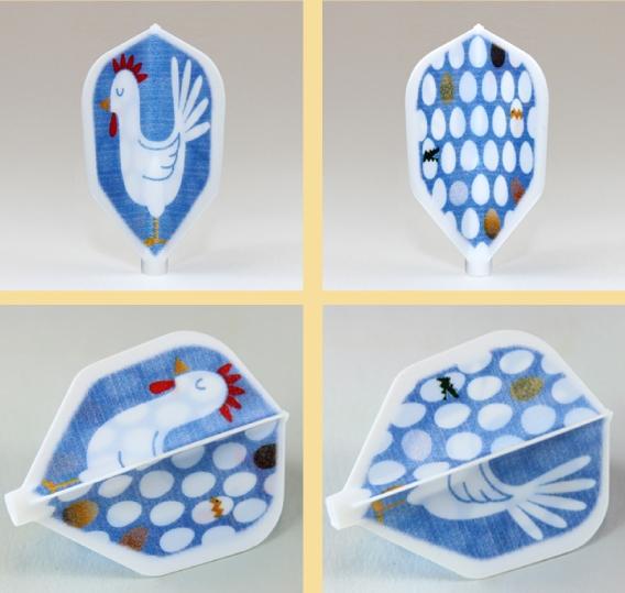 Fit-FitFlightxDcraft-Niwatori-Egg-shape