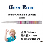 GRRM-STEEL- Foxxy-2017Champion-Edition