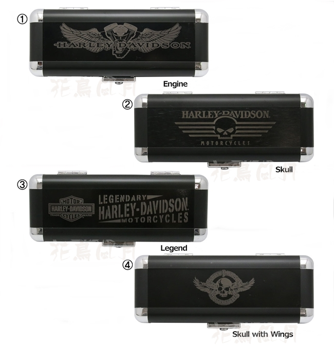 HARLEY-DAVIDSON-DARTS-CARRYING-CASE