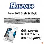 Harrows-2BA-Aero90-StyleB-18gR