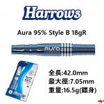 Harrows-2BA-Aura95-StyleB-18gR