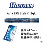 Harrows-2BA-Aura95-StyleC-18gR