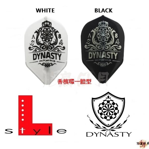 L-style×DYNASTY-LOGO-Champagne-Flight