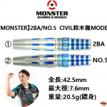 MONSTER-2BA-NO5-CIVIL