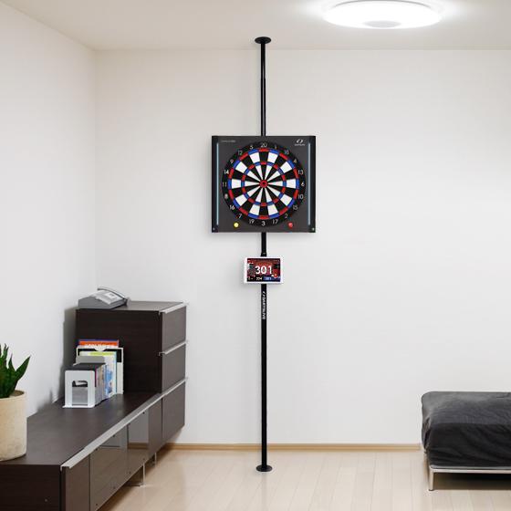 Nine-Count-dartslive-pole-stand