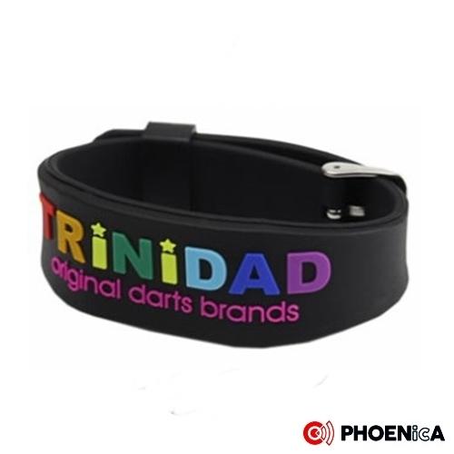 Phoenix-TRiNiDAD-Rubber-Wristband