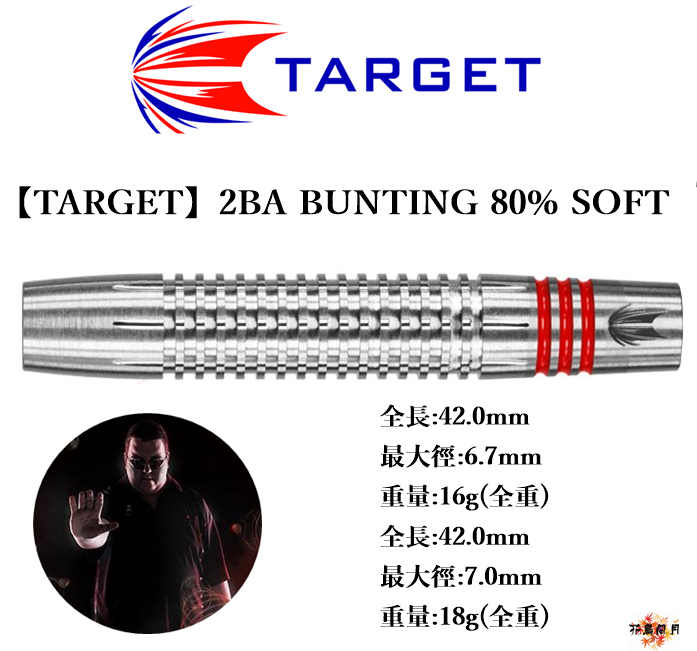TARGET-2BA-THE-BULLET-BUNTING-SOFT