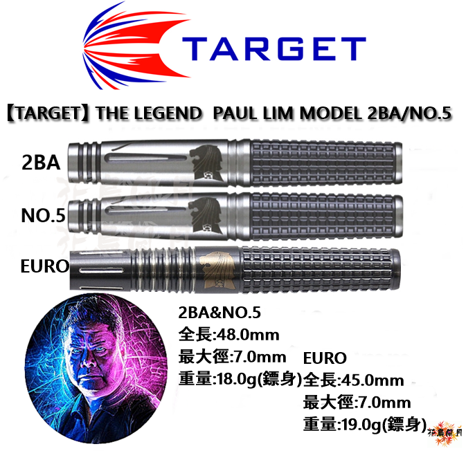 TARGET-2BA-NO.5-EURO-THE-LEGEND