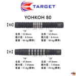 TARGET-2BA-YOHKOH-80-Series