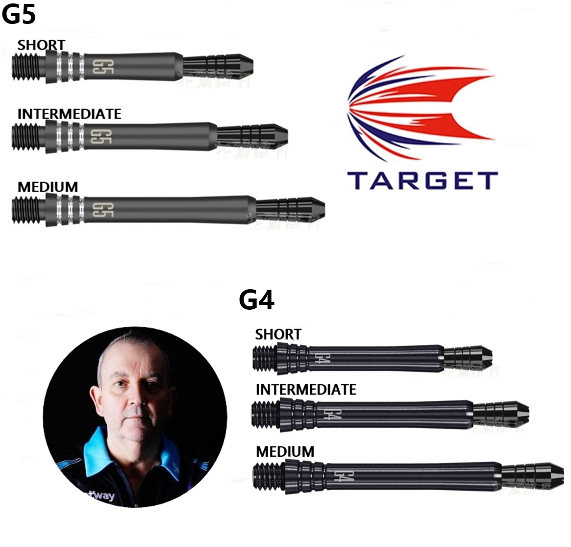 TARGET-POWER-TITANIUM-GEN45-SHAFT