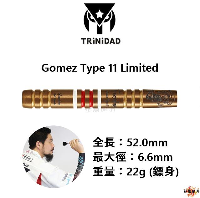 TRiNiDAD-2BA-Gomez-type11-limited