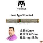 TRiNiDAD-2BA-Jose-type3-limited