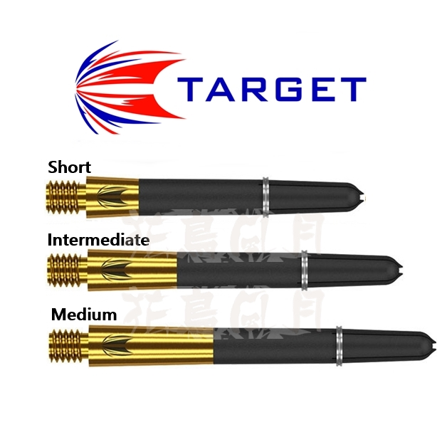 Target-Ti-CARBON-Pro-Gold-Shaft