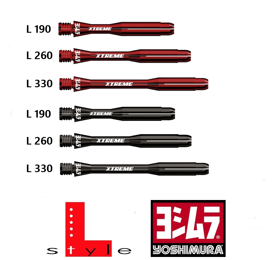 YOSHIMURAxL-style-XTREME-SHAFT-SLIM-LOCK