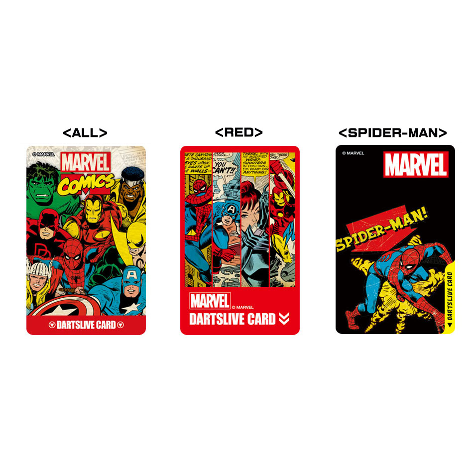 Dartslive2-Card-MARVEL-Special-DARTSLIVE-CARD