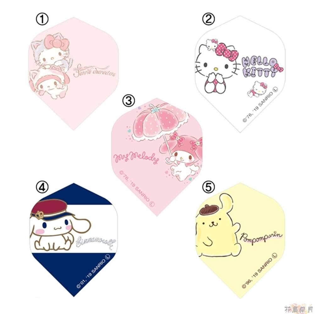 flight-Set-sanrio-flight-case-theme