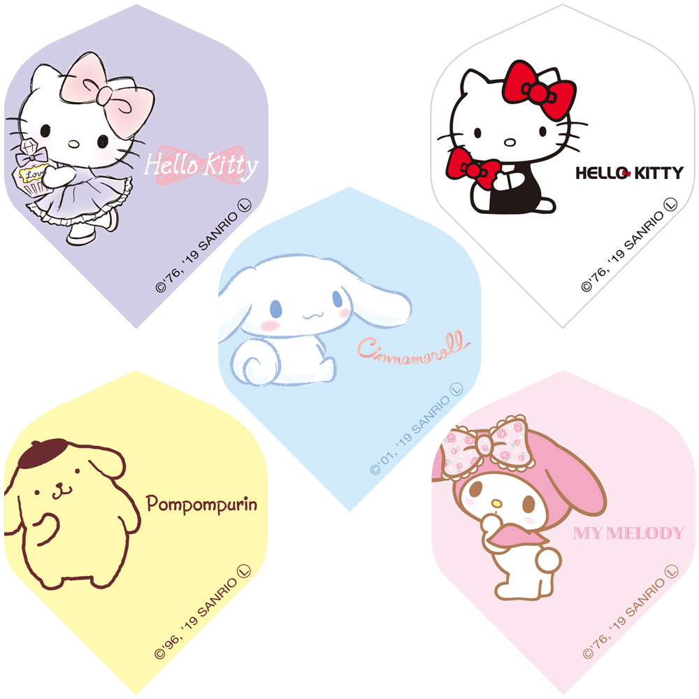 flight-Set-sanrio
